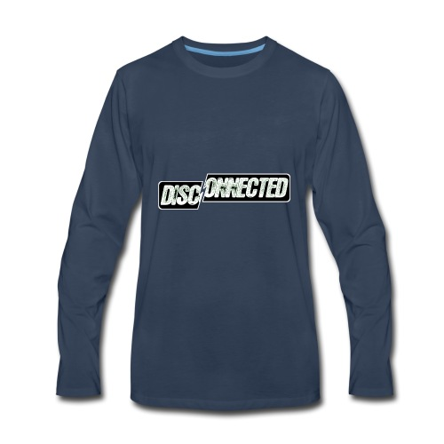 Disconnected - Men's Premium Long Sleeve T-Shirt