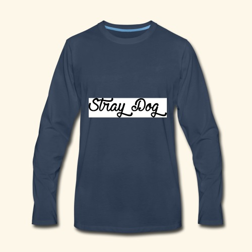 straydog - Men's Premium Long Sleeve T-Shirt