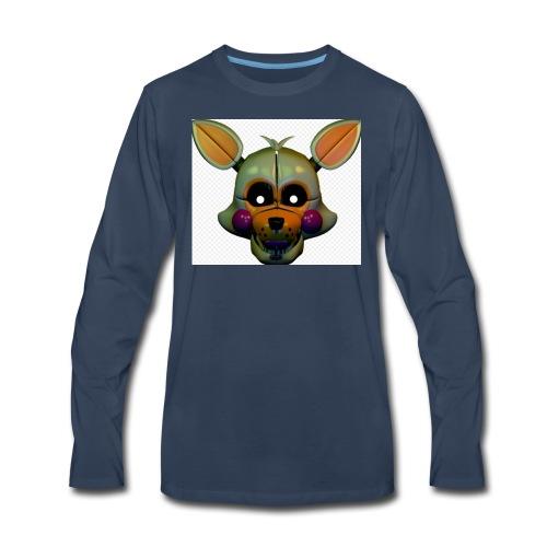 lolbit - Men's Premium Long Sleeve T-Shirt