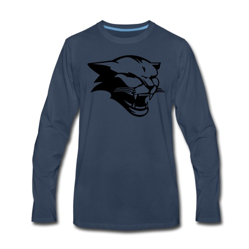 Cougar - Men's Premium Long Sleeve T-Shirt