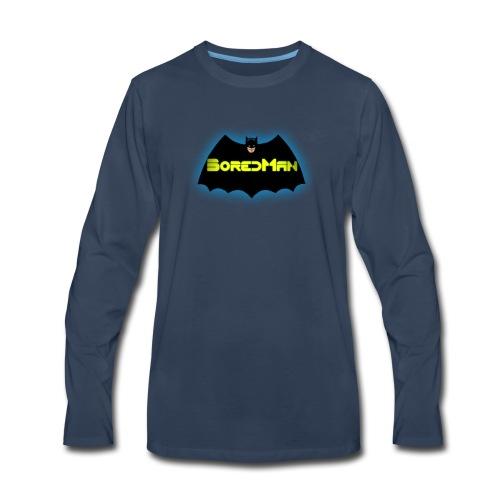 Boredman - Men's Premium Long Sleeve T-Shirt