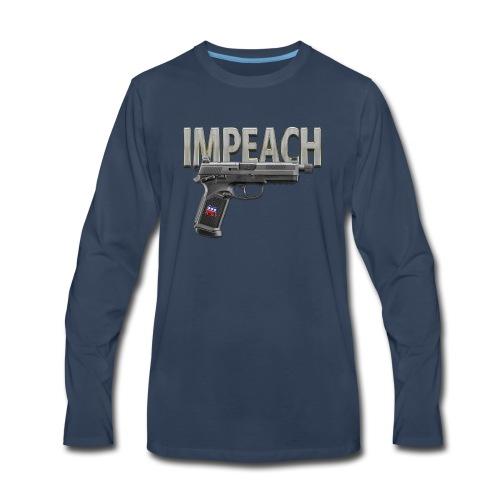 IMPEACH 45 - Men's Premium Long Sleeve T-Shirt