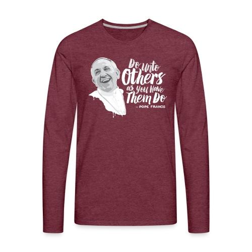 francis-light - Men's Premium Long Sleeve T-Shirt