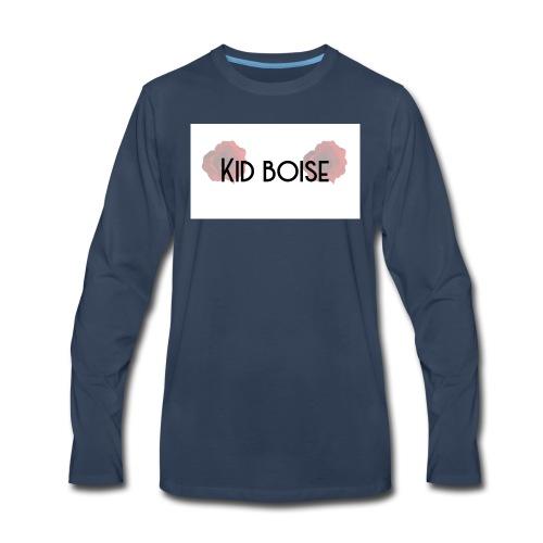 F832AF41 FCF4 4974 A289 77075A907BB2 - Men's Premium Long Sleeve T-Shirt