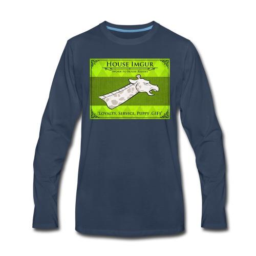House Imgur - Men's Premium Long Sleeve T-Shirt