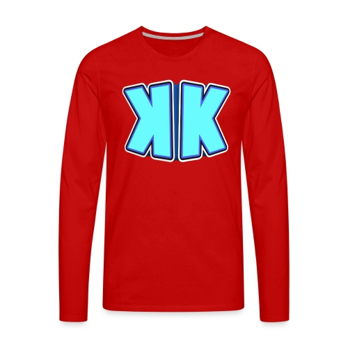 Krojak's Icon - Men's Premium Long Sleeve T-Shirt