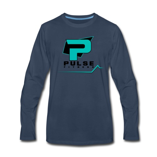 Pulse Fitness - Men's Premium Long Sleeve T-Shirt