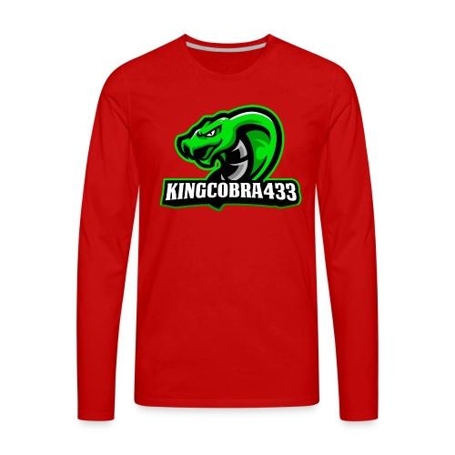 Kingcobra433 - Men's Premium Long Sleeve T-Shirt