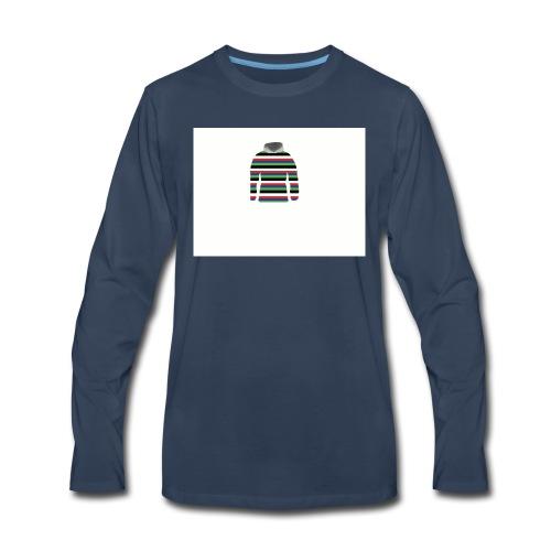 color tee - Men's Premium Long Sleeve T-Shirt