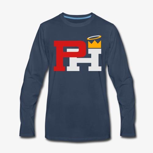 PH_LOGO3 - Men's Premium Long Sleeve T-Shirt