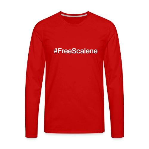 #FreeScalene - Men's Premium Long Sleeve T-Shirt
