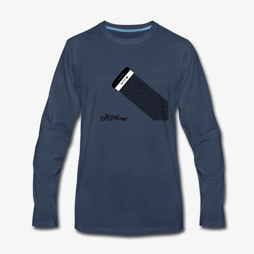 Wire Design - Men's Premium Long Sleeve T-Shirt