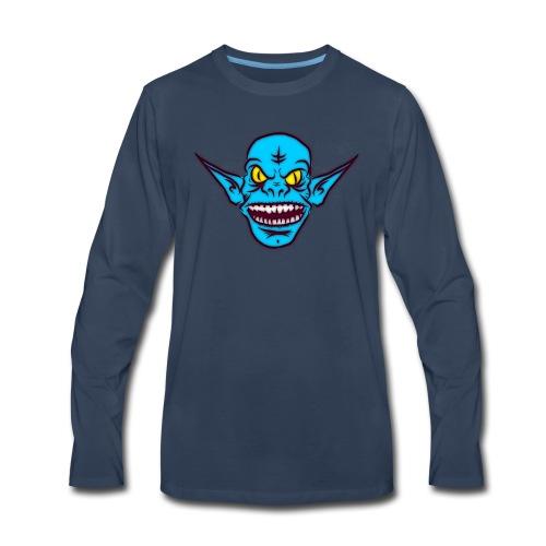 Troll - Men's Premium Long Sleeve T-Shirt