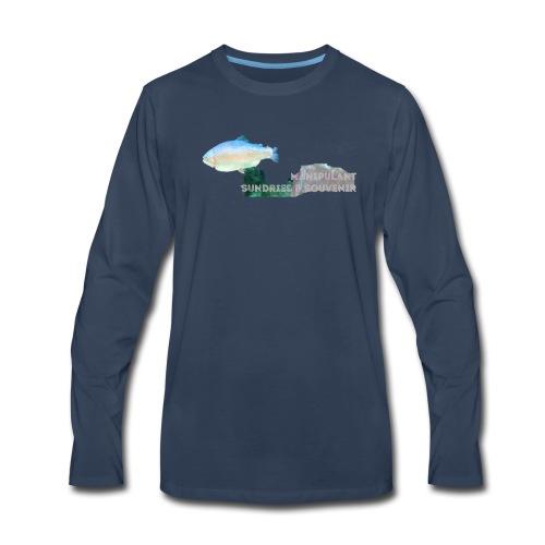 Sundries - Men's Premium Long Sleeve T-Shirt