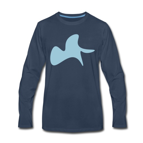 InkBlot - Men's Premium Long Sleeve T-Shirt
