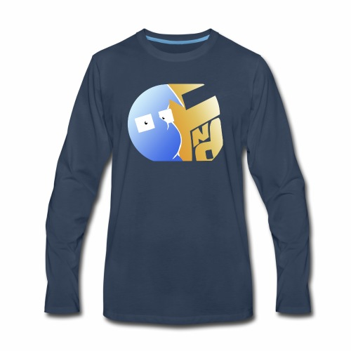 Funnerdiction Graphic - Men's Premium Long Sleeve T-Shirt