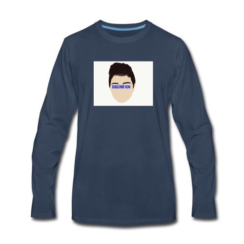Fernando Cortez merck - Men's Premium Long Sleeve T-Shirt