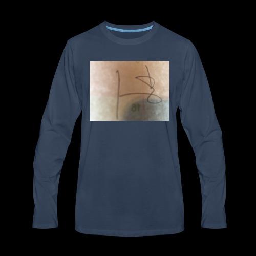 3F8A01D5 E08D 4B9C BEB2 5EB36D924760 - Men's Premium Long Sleeve T-Shirt