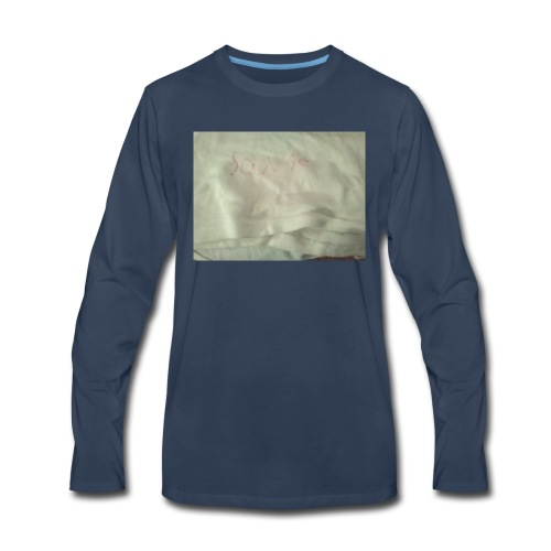 Jmp merch - Men's Premium Long Sleeve T-Shirt