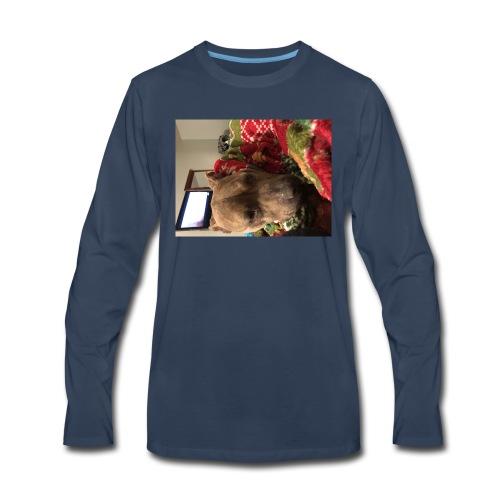 The world - Men's Premium Long Sleeve T-Shirt