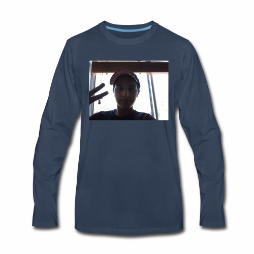 15300638421741891537573 - Men's Premium Long Sleeve T-Shirt