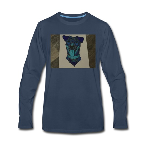 The dream lab - Men's Premium Long Sleeve T-Shirt