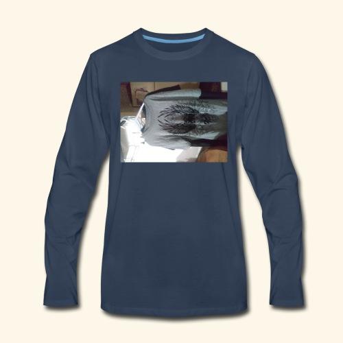 Deadpool gaming 09 - Men's Premium Long Sleeve T-Shirt