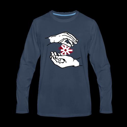 genesis - Men's Premium Long Sleeve T-Shirt