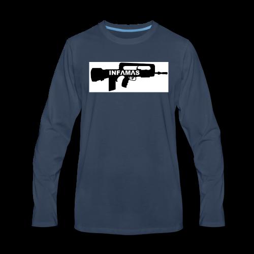 INFAMAS - Men's Premium Long Sleeve T-Shirt