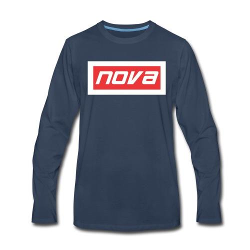 NOVA - Men's Premium Long Sleeve T-Shirt