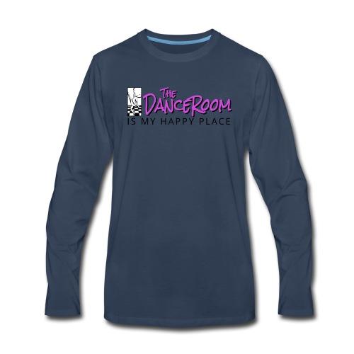 TDR HAPPY PLACE - Men's Premium Long Sleeve T-Shirt