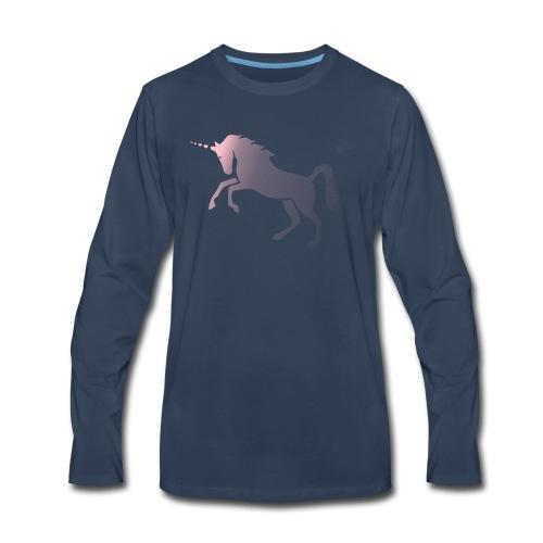 UNICORN1 - Men's Premium Long Sleeve T-Shirt