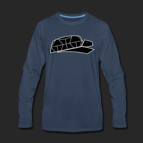Turtle Go - Men's Premium Long Sleeve T-Shirt