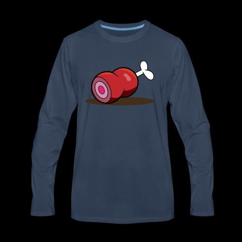 Alita de Posho - Men's Premium Long Sleeve T-Shirt