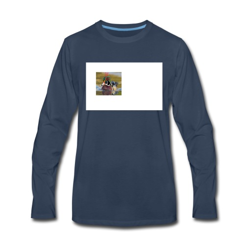 duck_life - Men's Premium Long Sleeve T-Shirt
