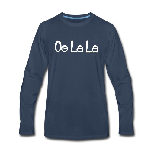 Oo La La - Men's Premium Long Sleeve T-Shirt