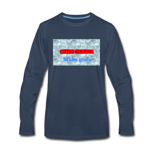 THE GUNS - Men's Premium Long Sleeve T-Shirt