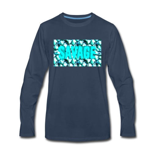 Savageshop - Men's Premium Long Sleeve T-Shirt