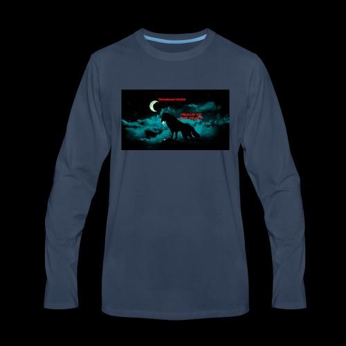 death - Men's Premium Long Sleeve T-Shirt