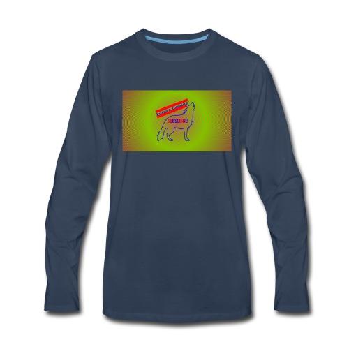 FutureGaming2 - Men's Premium Long Sleeve T-Shirt