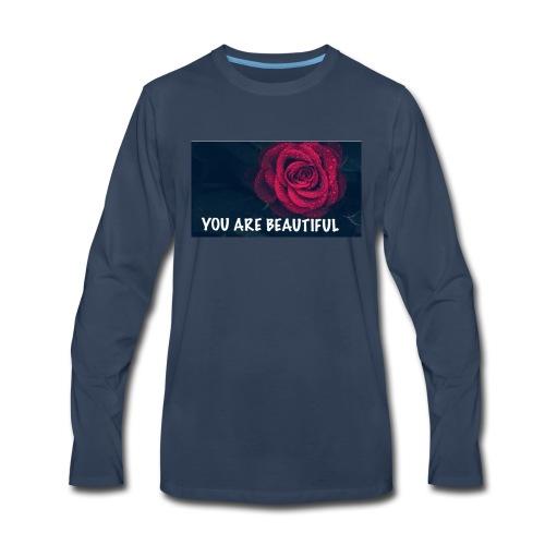 322DFFF3 CD03 424C B14D 24C917F49C18 - Men's Premium Long Sleeve T-Shirt