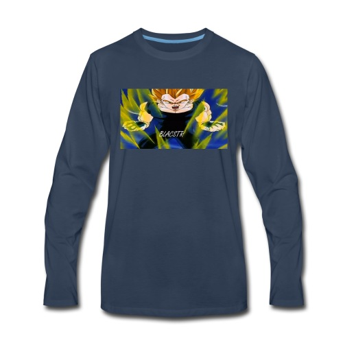 WHATT!!!!!!!!! - Men's Premium Long Sleeve T-Shirt