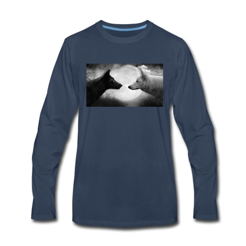 how we came together - Men's Premium Long Sleeve T-Shirt
