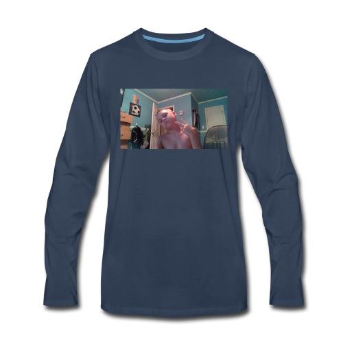 hunter sampson gaming - Men's Premium Long Sleeve T-Shirt