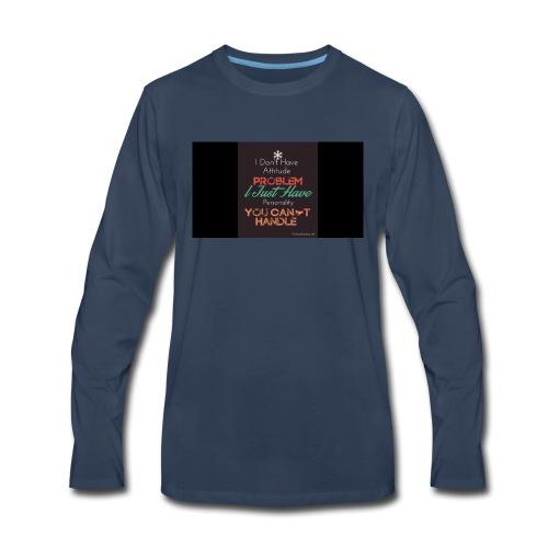 Denver - Men's Premium Long Sleeve T-Shirt