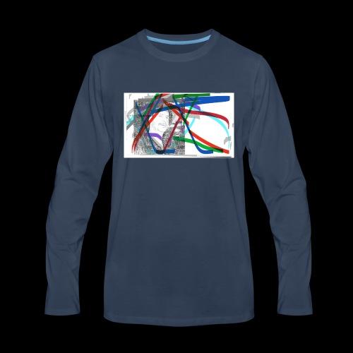 scotts art - Men's Premium Long Sleeve T-Shirt