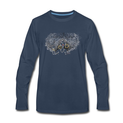 My Natural Reality - Men's Premium Long Sleeve T-Shirt
