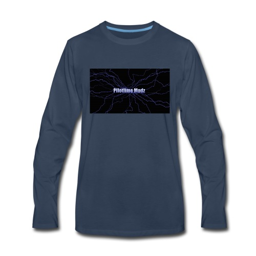 backgrounder - Men's Premium Long Sleeve T-Shirt