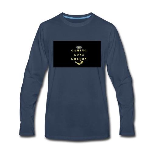 Merch v.1 - Men's Premium Long Sleeve T-Shirt