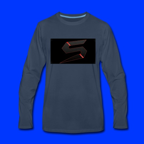 Gaming hoodie - Men's Premium Long Sleeve T-Shirt
